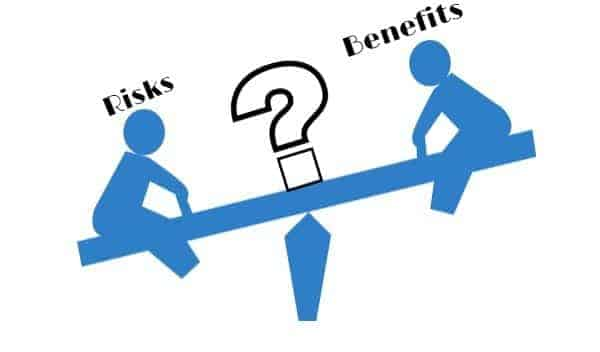 Benefits and Risk of Trading