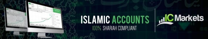 IC Markets Islamic Sharia Account