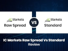 ic markets raw spread vs standard account