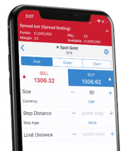 Spread Betting Mobile Apps