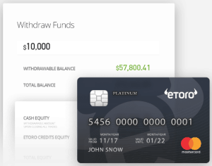 eToro Deposit Methods