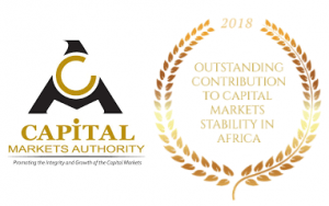 • Capital Markets Authority (CMA) Kenya