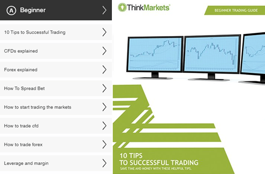 ThinkMarkets Beginner Training Guide