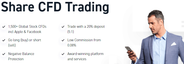 UK Stock CFD Trading