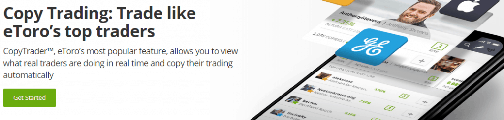 best copy trading and social trading brokers