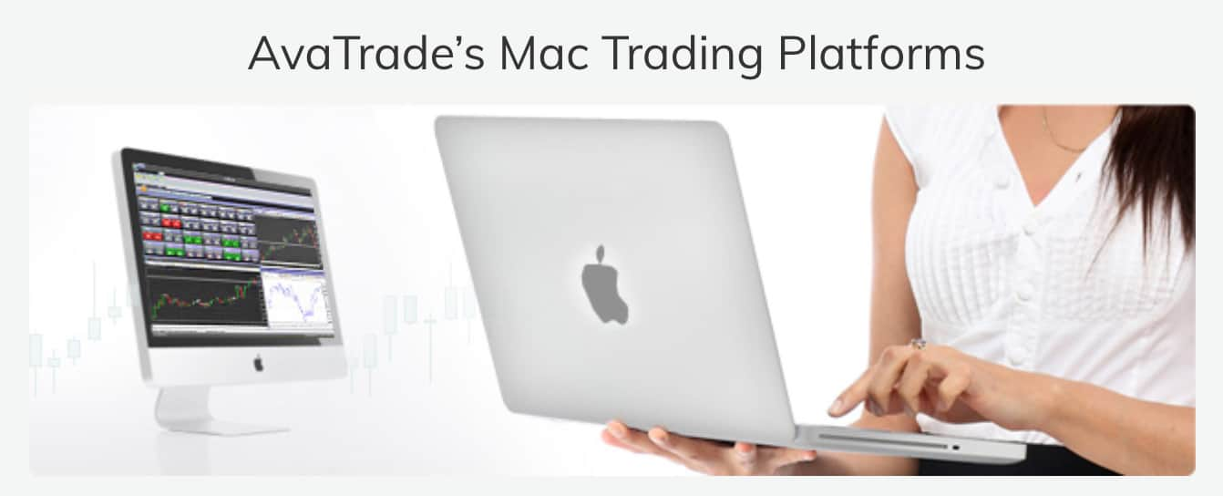 AvaTrade Mac Beginner Platforms