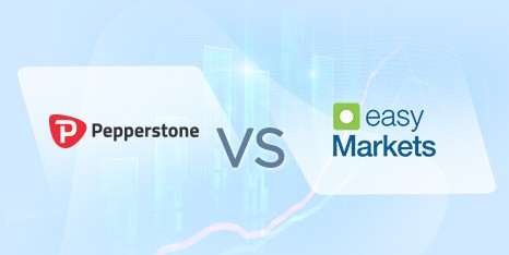 Pepperstone vs easyMarkets