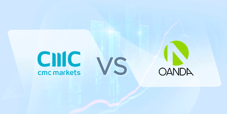 CMC Markets vs Oanda