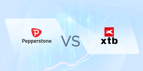 Pepperstone vs XTB