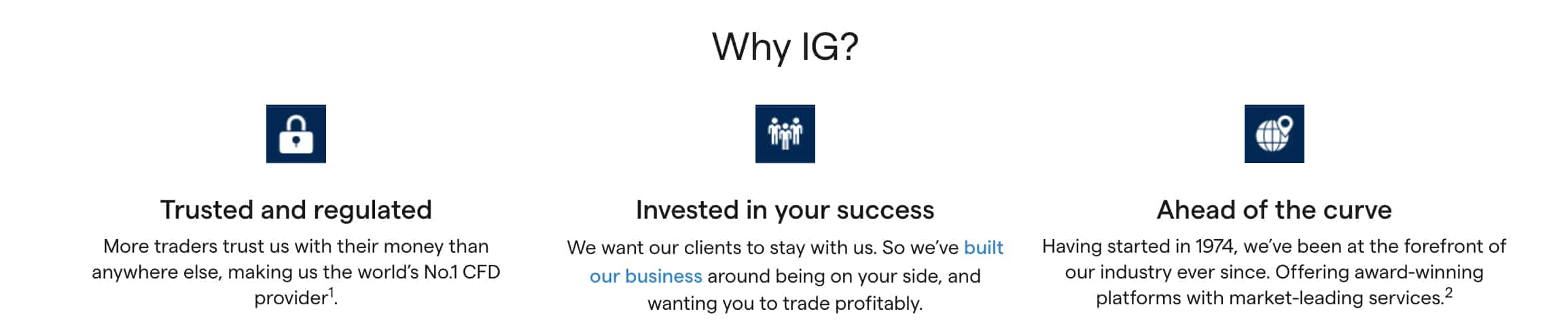 Why IG Best Singapore MT4 Forex Brokers