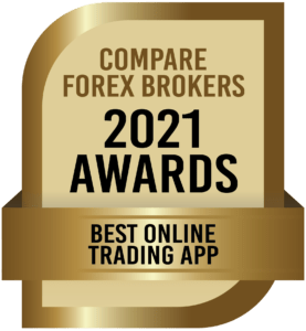 COMPARE FOREX BROKERS 2021 AWARDS-BEST ONLINE TRADING APP